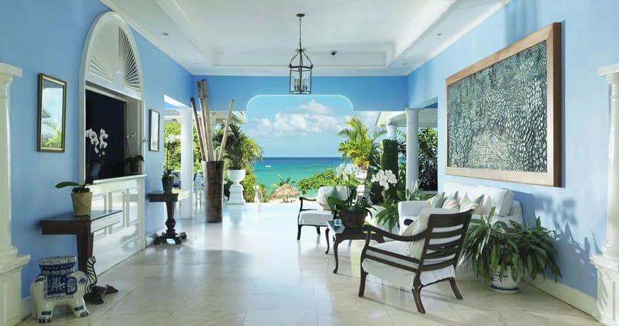 Jamaica Inn Offer Room and Ocean View