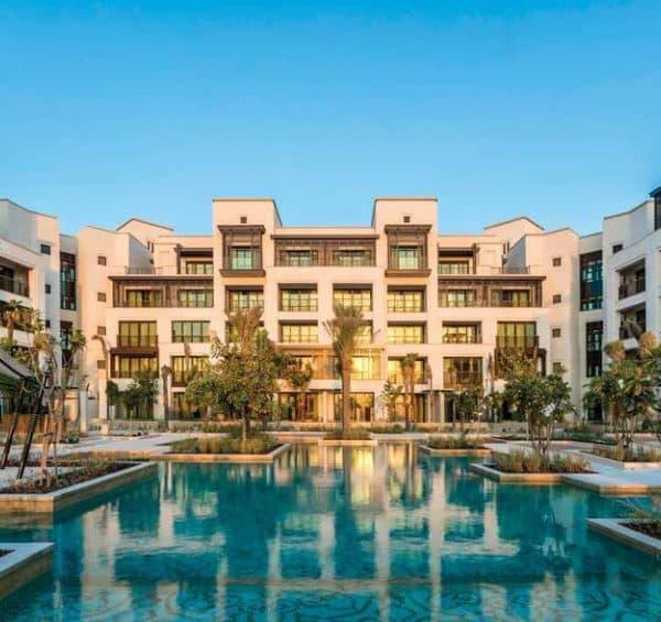 Jumeirah Al Naseem Dubai offer pool view