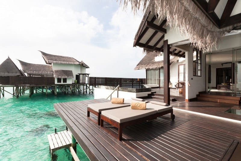 Jumeirah Vittaveli Maldives Offer Ocean Suite View