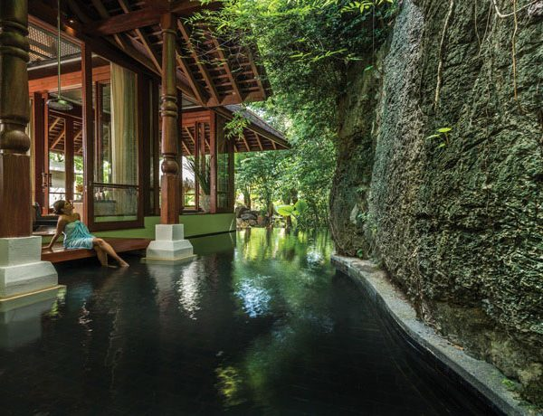 Langkawi Maldives Offer Pool and Jungle view