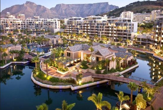 One and Only Cape Town offer Hotel and Water View