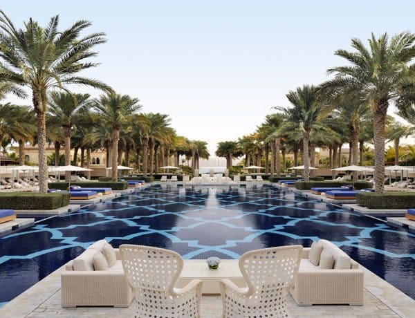 One Only Palm Dubai Offer Pool View