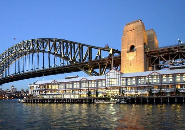 Pier One Sydney Offer Bridge view