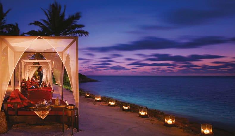 Reethi Rah Offer Maldives beach view