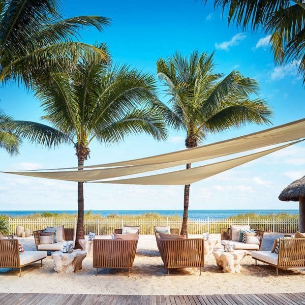 ritz carlton Miami Offer beach and hammocks