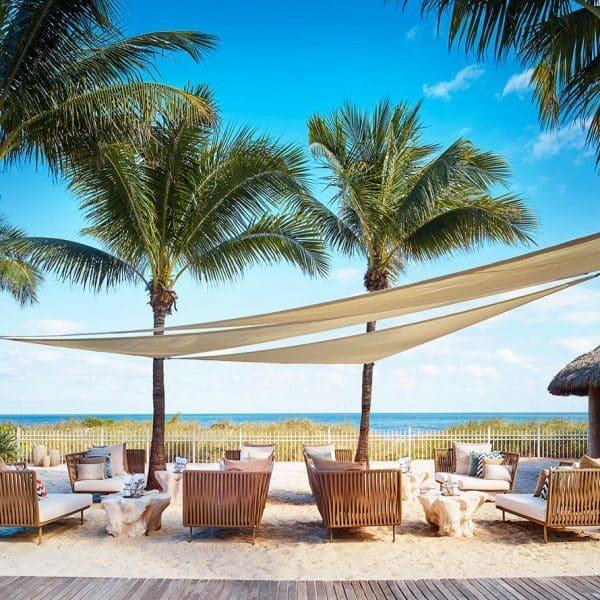 ritz carlton Miami Offer beach and hammocks
