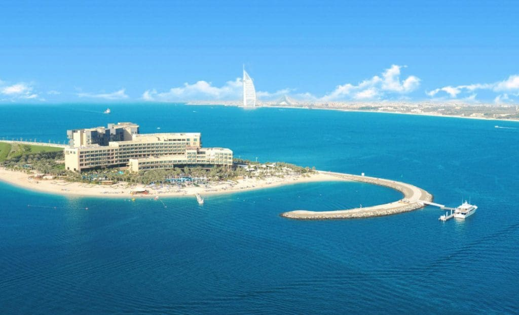 Rixos The Palm All Inclusive Holiday in Dubai Ocean and Beach