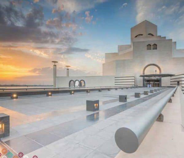 Wyndham Grand Qatar Offer Poolside view
