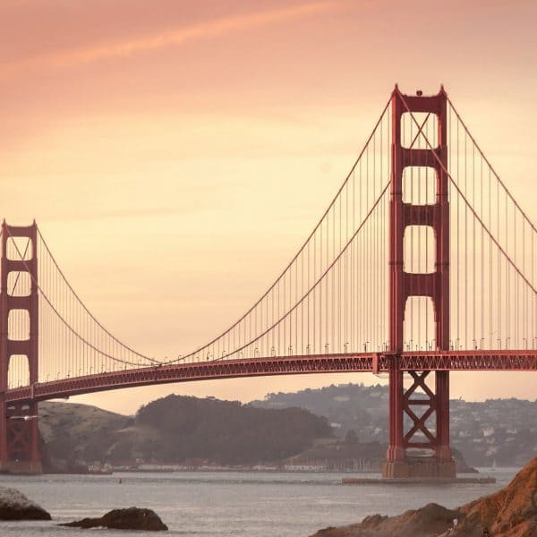 Golden Gate Bridge Pacific Sojourn Offer