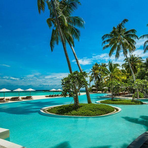 Maalifushi Maldives Offer Pool and Ocean View