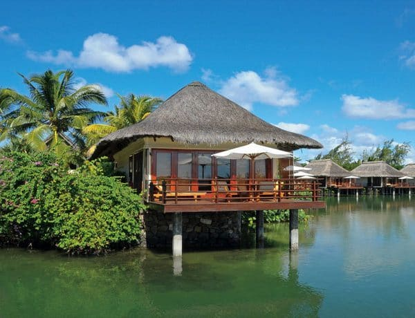 Prine Maurice Mauritius Offer Lodge on Water View
