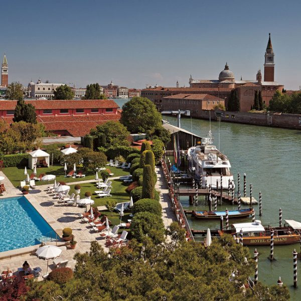Belmond Hotel Cipriani Venice Offer Pool and river view