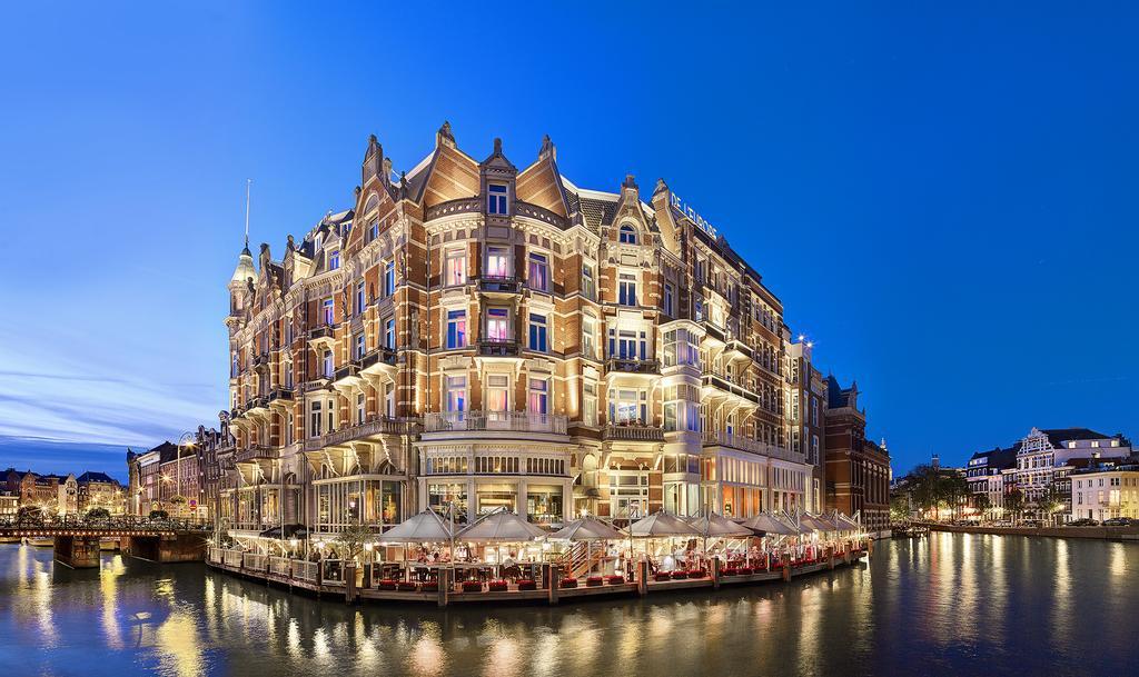 Hotel De L Europe Amsterdam Restaurant