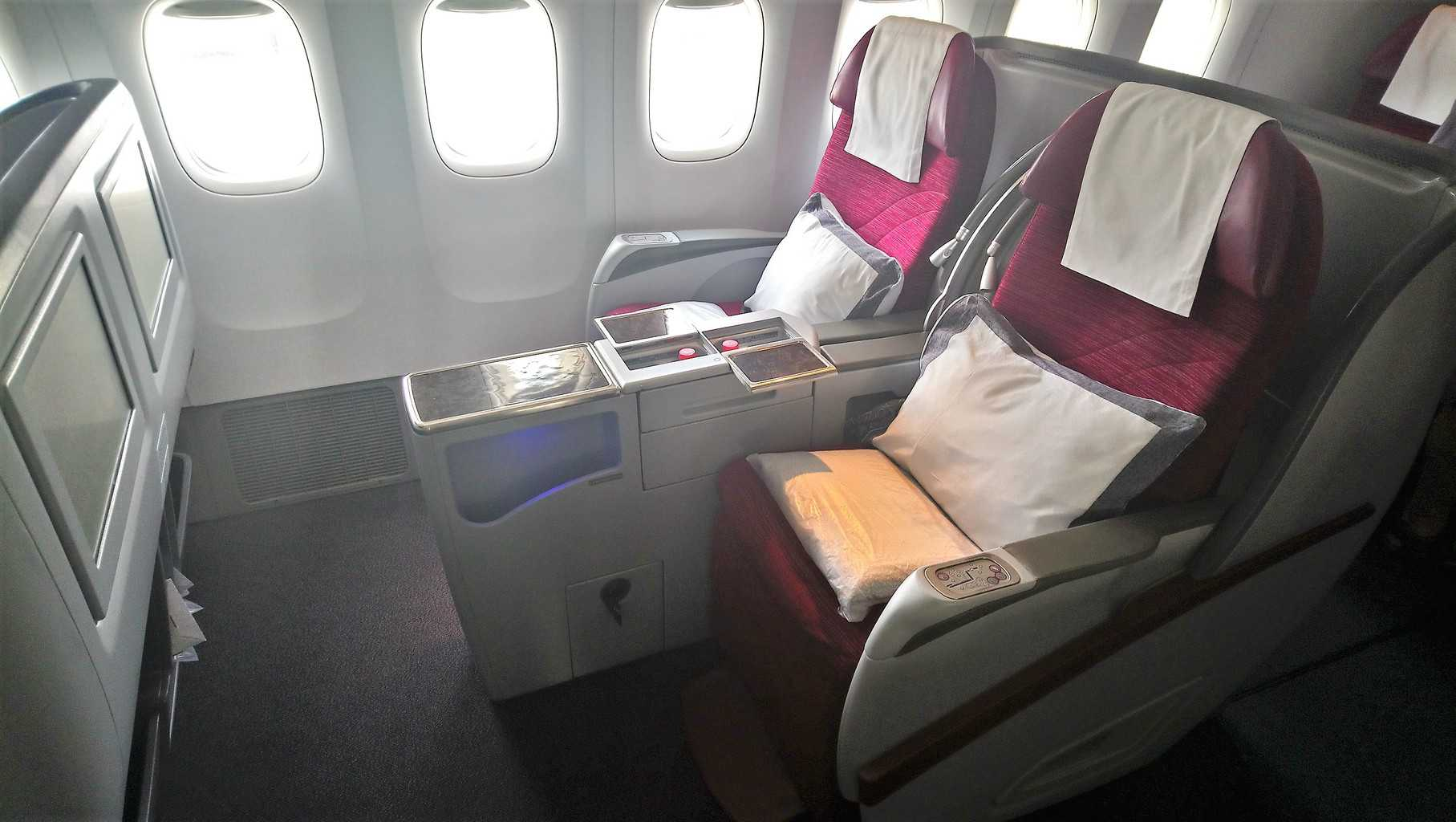Qatar Airways Business Class Onboard The A330 Your Travel