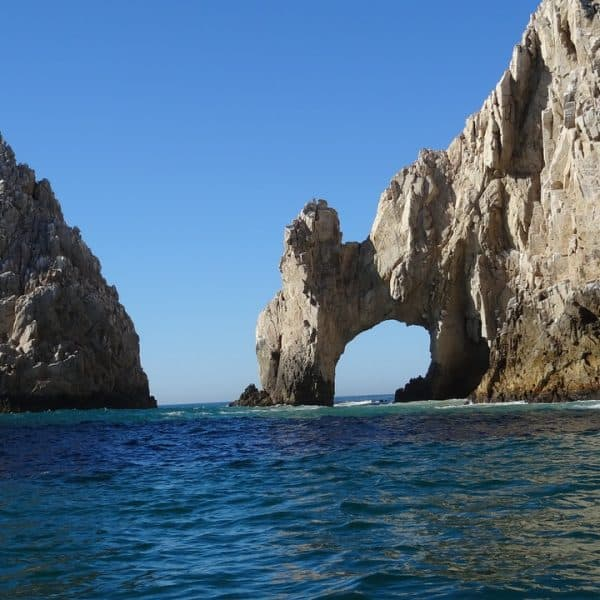 Los Cabos Coastline in Baja California Sur, Mexico