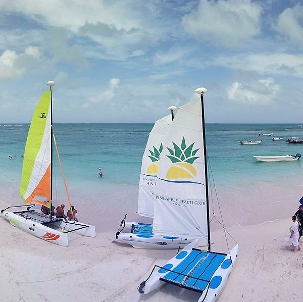 Long Bay Water Sports at Pineapple Beach Club Antigua