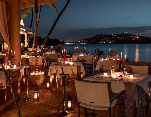 Rendezvous Dining in St Lucia