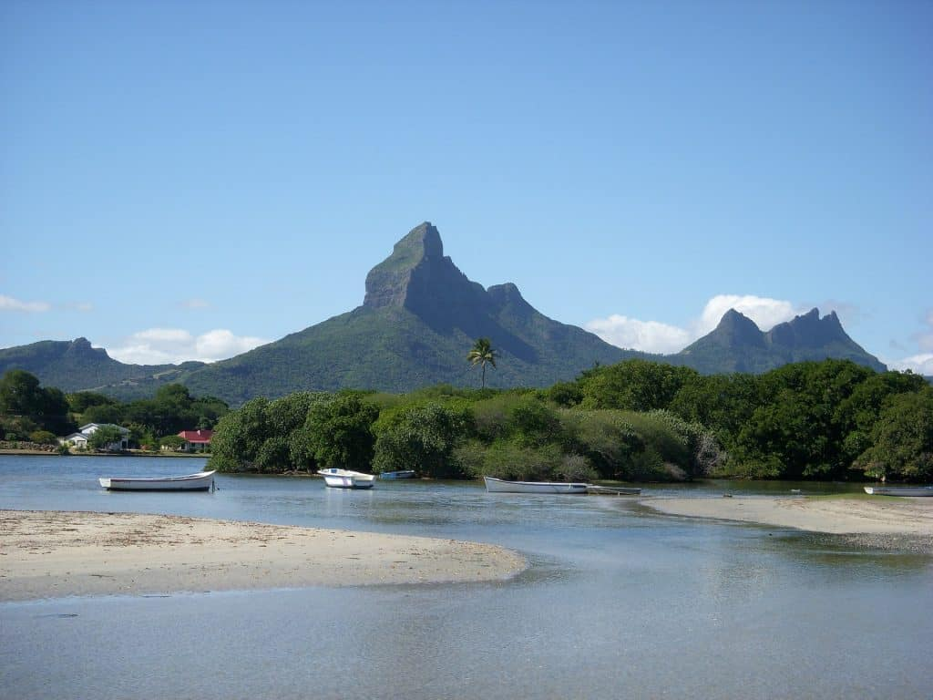 Landscape of Mauritius - Top Destinations Travel Blog