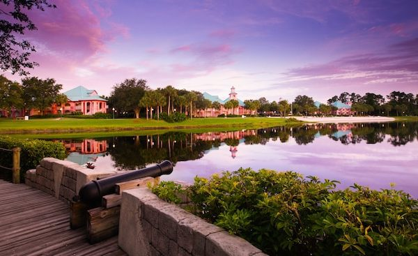 Disney's Caribbean Resort in Orlando, Florida. Family Offer to Florida