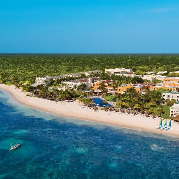 Dreams Tulum Resort & Spa in Mexico